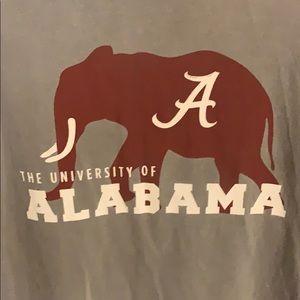 Unisex Medium Alabama Crimson Tide Shirt